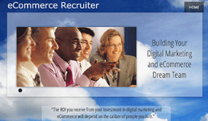ecommerce recruiter